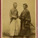 ANONIMO SAMURAI, [Giappone, 1867]
