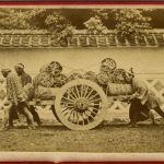 ANONIMO CARRO GIAPPONESE, [Giappone, 1867]