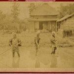 ANONIMO CONTADINI NELLE RISAIE, [Giappone, 1867]