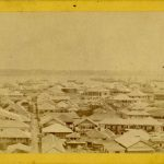 ANONIMO VEDUTA DI YOKOHAMA, [Yokohama,1867]