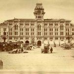21. Giuseppe Wulz , Palazzo municipale, [1880] F52