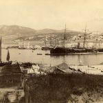 30. Giuseppe Wulz , Veduta di Trieste dalla Lanterna, [1909] F10539