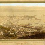 31b Giuseppe Wulz, Veduta del porto di Trieste, [ante 1910] F53