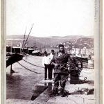 40. Sebastianutti & Benque, Palombaro sulle rive, [1898] F189