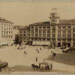 41. Sebastianutti & Benque, Piazza grande, [1887] F491
