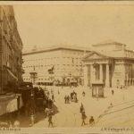 43. Sebastianutti & Benque, Piazza della borsa, [1887] F486