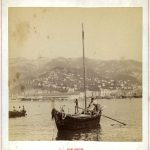 Alois Beer, Veduta del porto, [1900] F16850