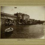 Hektor Antoniazzo , Bagno Fontana presso la Lanterna, [ante 1908] F10781