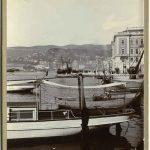 Hektor Antoniazzo, Riva Mandracchio, 1900 F12570