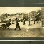 Giovanni Masutti, Piazza del ponterosso, [1905] F19875