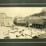 Giovanni Masutti, Piazza Goldoni, [1905] F19871