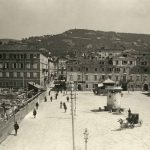 Arturo Cuzzi, Piazza delle poste : 16 aprile 1892 F10785
