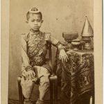 ANONIMO -FIGLIO DELL'IMPERATORE DELLA CINA, [Cina,1880]