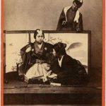 COMICI GIAPPONESI, [Yokohama, 1869-1870]