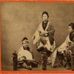 POMPIERI GIAPPONESI, [Nagasaki, 1869-1870]