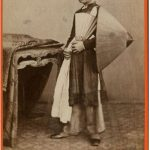 RAGAZZA ANNAMITA, [Annam,1870]