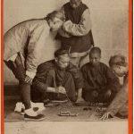 GRUPPO DI GIOCATORI D'AZZARDO, [Hong Kong,1870]