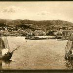 18. Veduta del porto dal mare, [1910] Trieste : Giuseppe Stokel &Debarba F9620