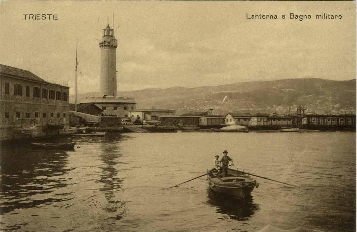 1900 1914 a trieste gli anni tormentati inizio secolo i - Bagno lanterna trieste ...