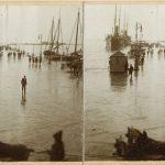 53. Molo san Carlo dopo un temporale, [1910-1913] F24783, 24784