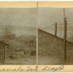 5c. Arsenale del Lloyd e piroscafo in riparazione, [1900] F24806