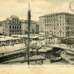 9. Piazza del Ponte rosso, 1899 Dresda : Rommler & Jonas F128